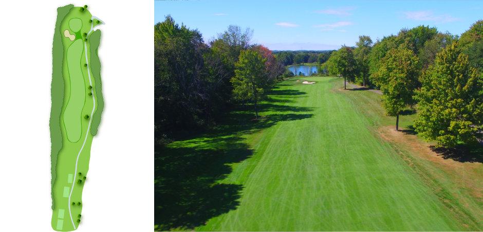 Walden Golf Club Aurora OH Hole 5