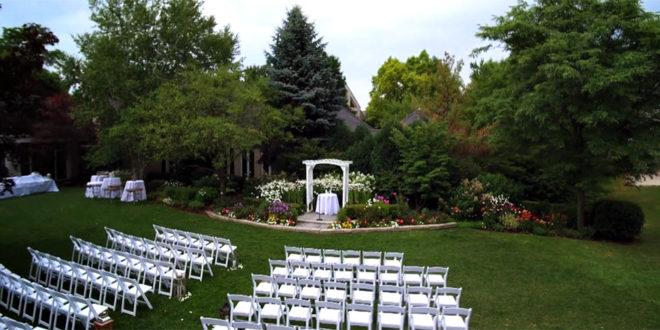 Derek and Renee's Beautiful Aurora, OH Walden Wedding