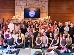 2020 Dharma Mittra Group Photo